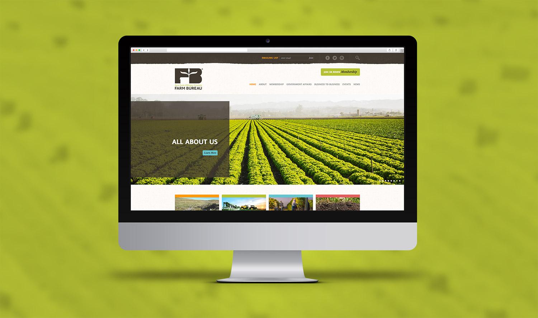 Bureau design san luis obispo farm bureau california ag farm
